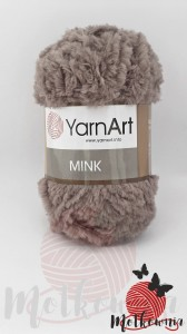 Yarn Art Mink 332 (beż)