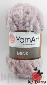 Yarn Art Mink 337 (szary)